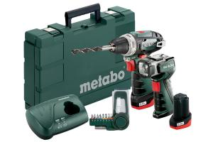 METABO PowerMaxx BS Quick 10,8V Li-Ion  2,0 Ah