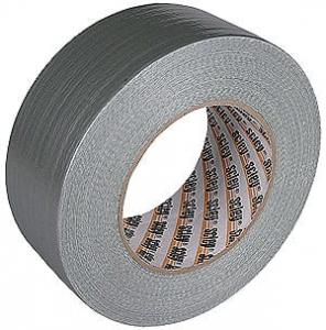 Taśma duct tape srebrna 50 mm x 25 m