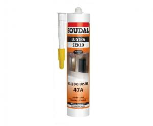 Klej do luster 47A 300 ml Soudal