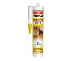 Kit do parkietu mahoń 310 ml Soudal